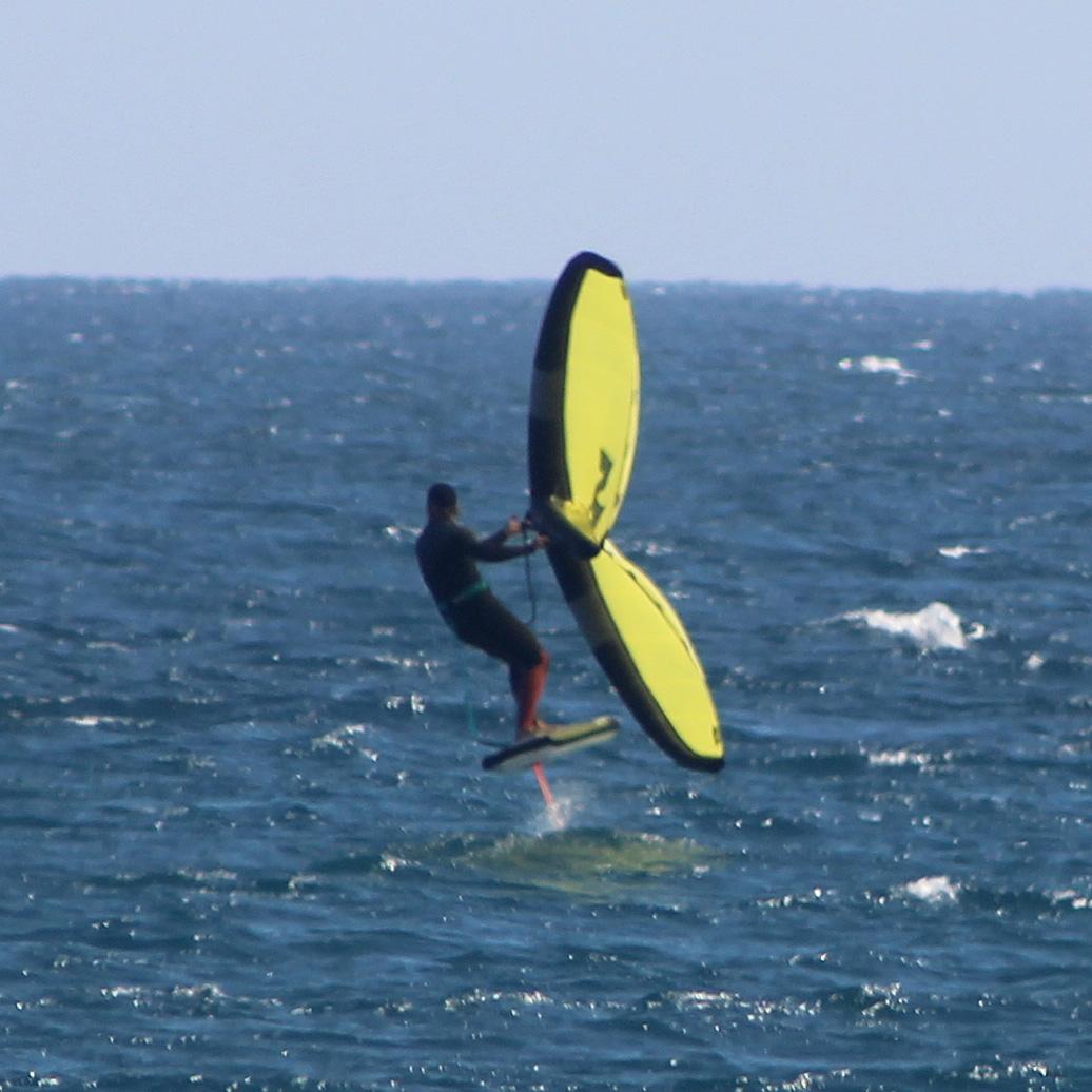 wing foiing playa honda